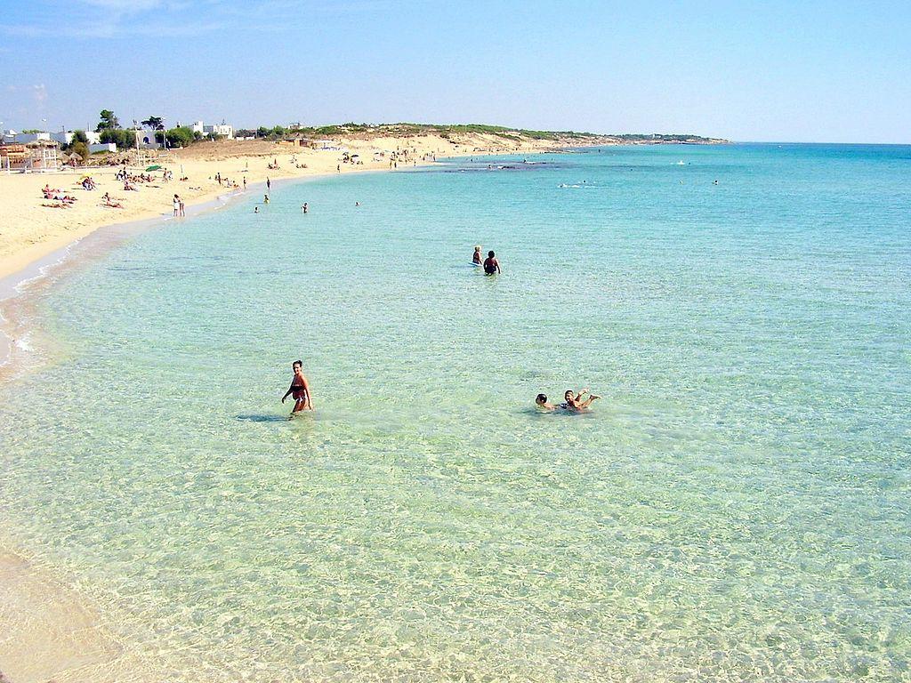 Spiaggia di Campomarino (CC-BY tramite Wiimedia Commons)