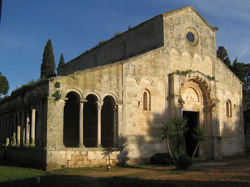 L'abbazia di Santa Maria a Cerrate