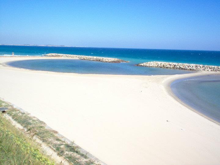 Spiaggia di Campo di mare